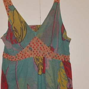 Anthropologie Sweet Pea Brand Top in Large